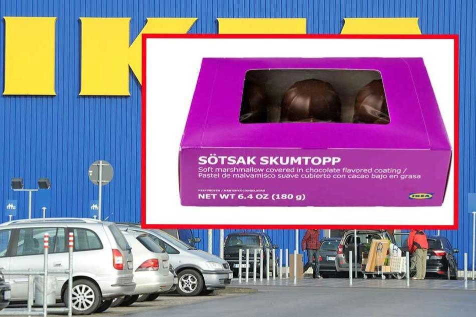 Ikea ruft schaumige Leckerei zurück