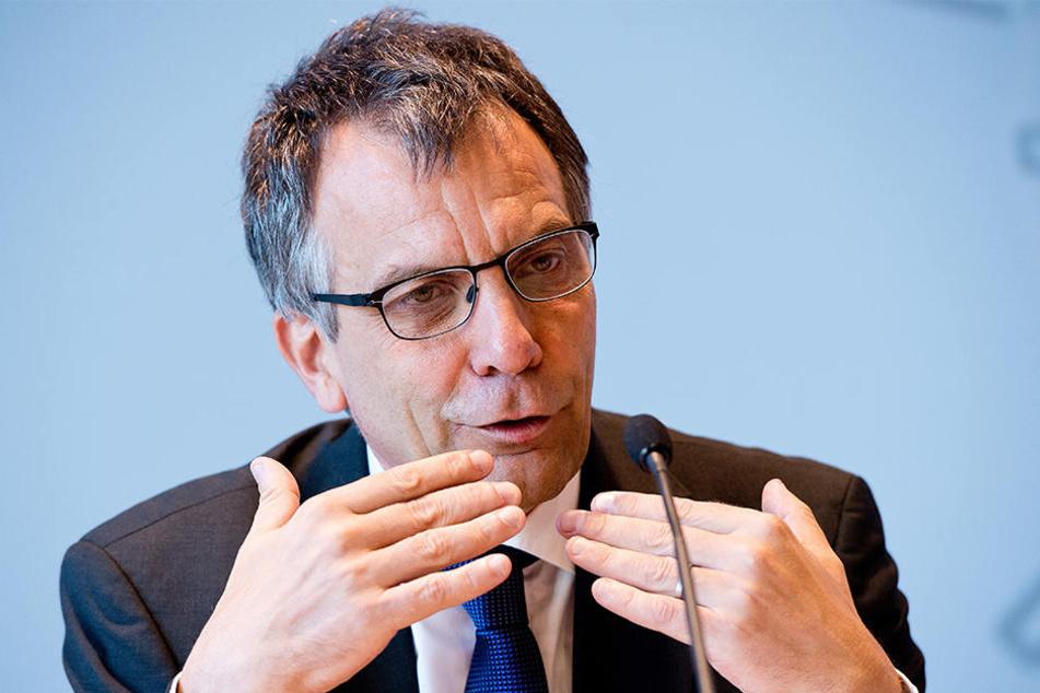 Gerhard Sagerer, Rektor der Universität Bielefeld, hält viel von den Plänen von CDU und FDP.