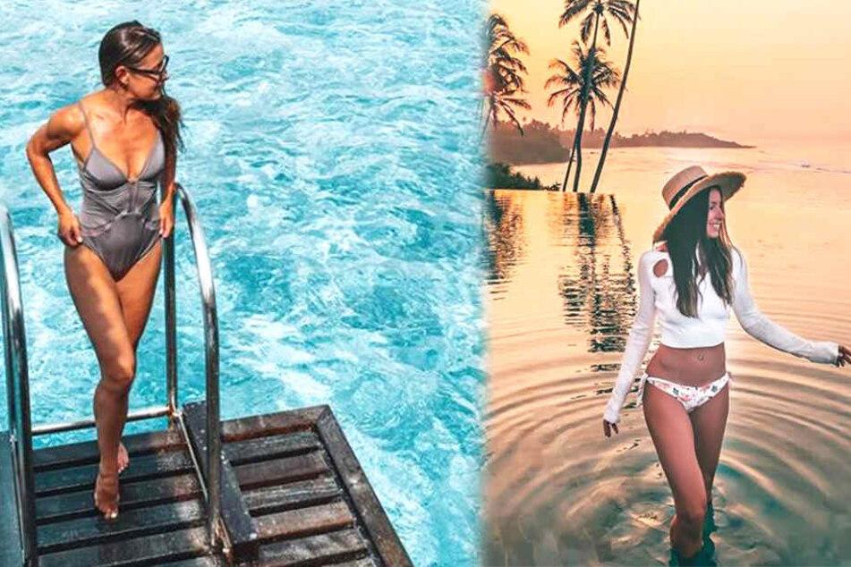 Danielle Greentree (46) hat schon so einige Urlaubsparadiese dieser Welt bereist.