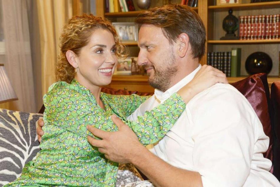 Eigentlich wollen Nina und Robert schon bald heiraten.