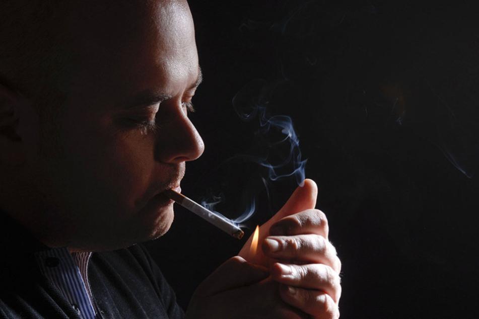 Lungenkrebs: Bei Männern gab es in den letzten zehn  Jahren weniger Fälle, bei Frauen mehr.