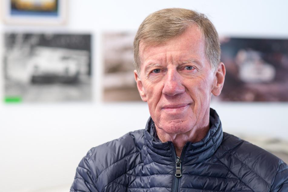 Der Ex-Rallye-Weltmeister Walter Röhrl (74) sieht in dem Schumacher-Spross Mick durchaus Potenzial. (Archiv)