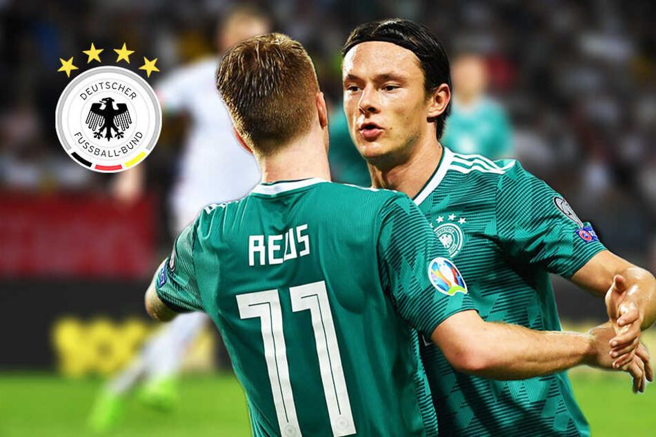 Es geht auch ohne Löw: DFB-Team gewinnt mühelos gegen Weißrussland!