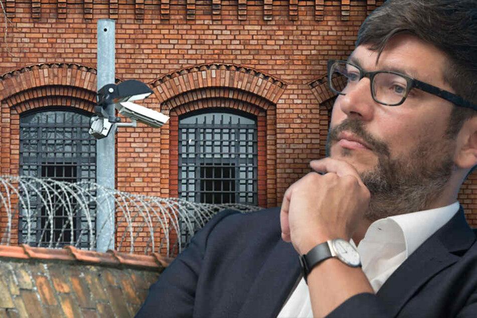 Bringen neue Mitarbeiter die erhoffte Entspannung in den Berliner Haftanstalten? (Bildmontage)