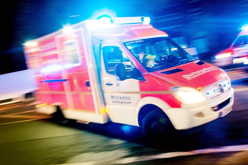 In Zschornewitz wurde eine Dreijährige tödlich verletzt. (Symbolbild)