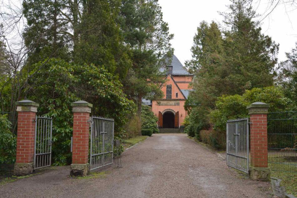 Die Beerdigung von Thomas Haller fand auf dem Friedhof der Michaeliskirche in Altchemnitz statt.