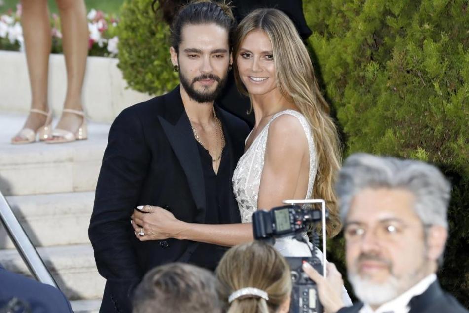 """Dieses Jahr feiert """"Cinema Against Aids"""" schon das 25. Jubiläum in Cannes! Mit dabei Heidi und Tom..."""