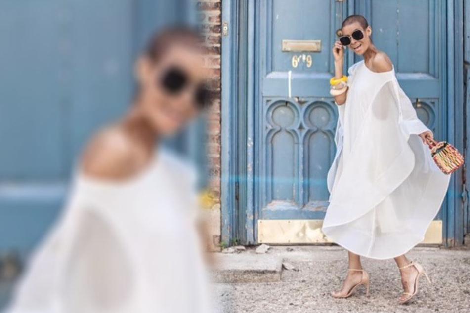 Die Mode-Bloggerin wurde nur 40 Jahre alt.