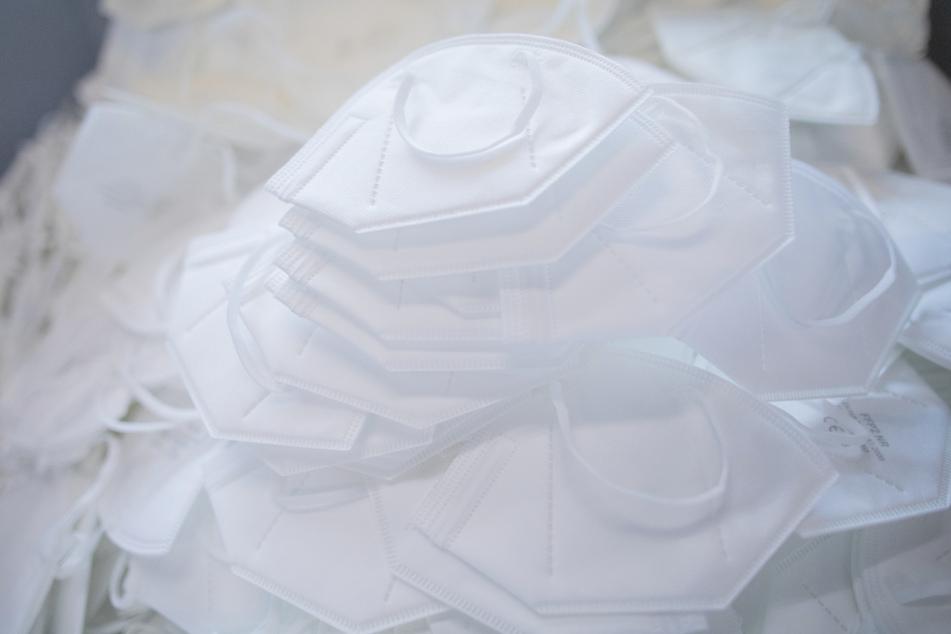 Die Bundesregierung sieht nach eigener Aussage den Bedarf an FFP2-Masken für Kinder.
