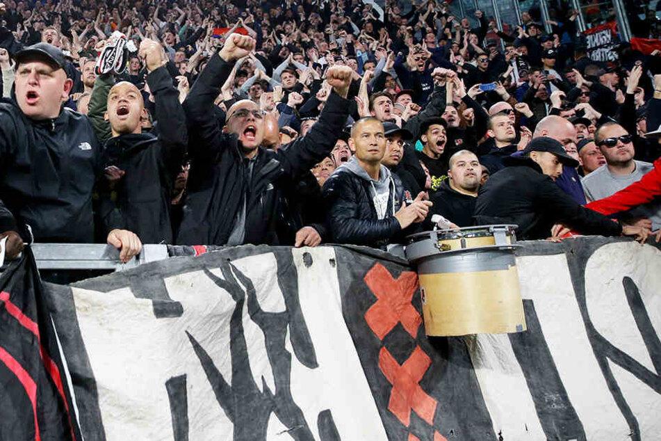 Nach Randalen: Heftige Urteile gegen Juve-Fans!