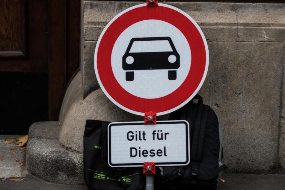 Insgesamt wurden 14 NRW-Städte von der Deutschen Umwelthilfe angeklagt.