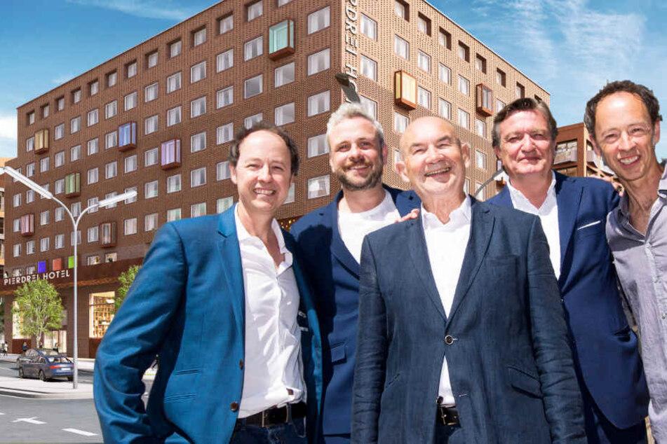 Miniaturwunderland-Macher bauen Hotel in der Hafencity