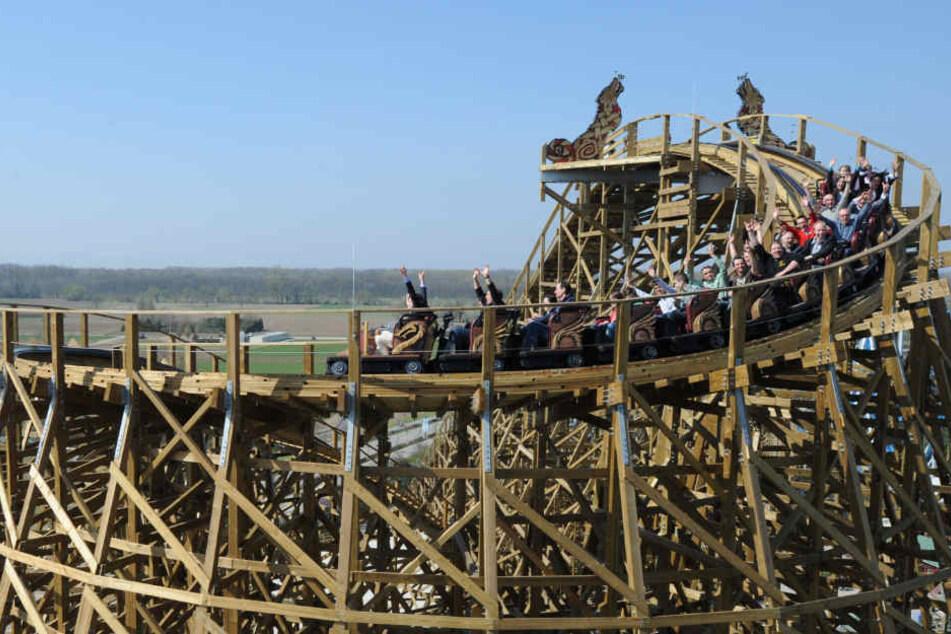 Mit deutlichem Abstand auf dem ersten Platz: Der Europapark in Rust. (Archivbild)
