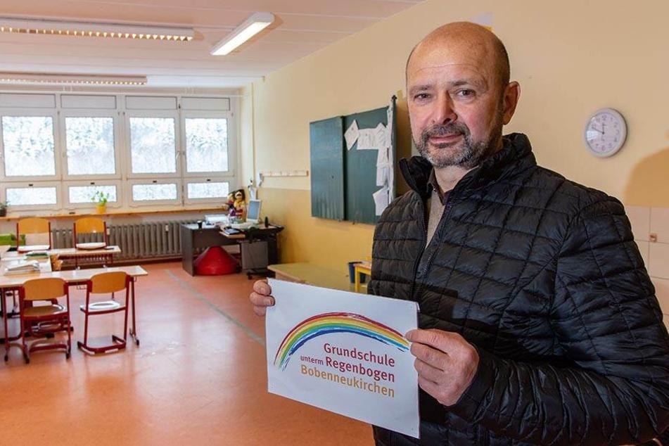 Trotz klammer Kassen wurde in Bobenneukirchen eine Grundschule wiedereröffnet.