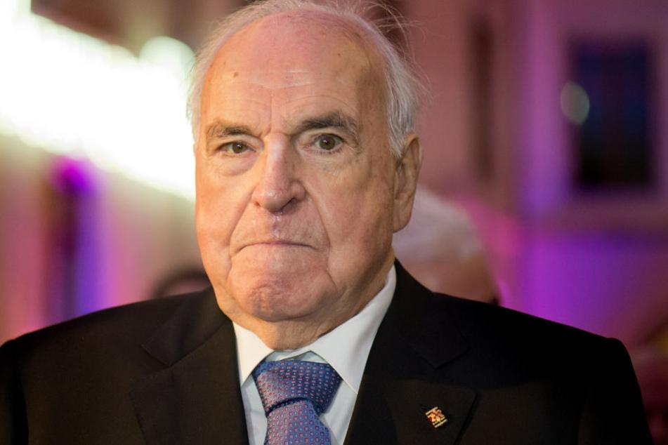 Der Kanzler der Einheit, Helmut Kohl, ist gestorben.