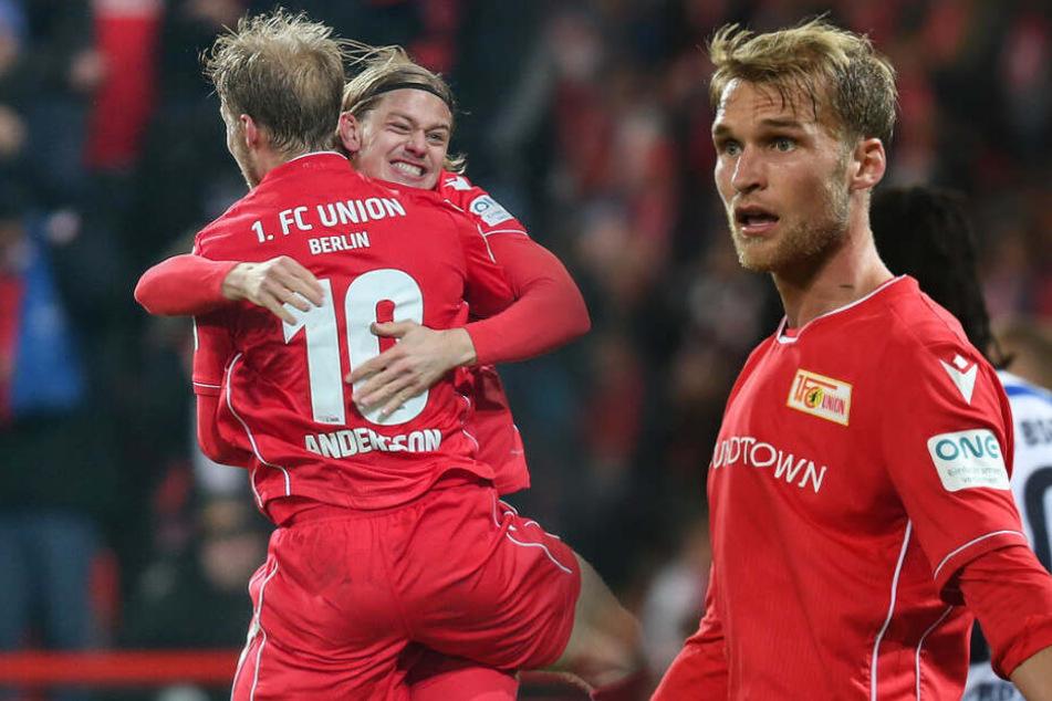 Sebastian Andersson hat in dieser Spielzeit schon acht Tore erzielen können.