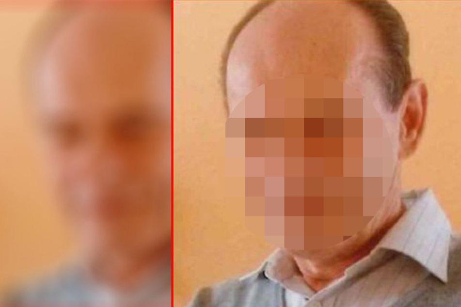 Wer hat ihn gesehen? Claus M. (75) ist seit Donnerstagnacht verschwunden.
