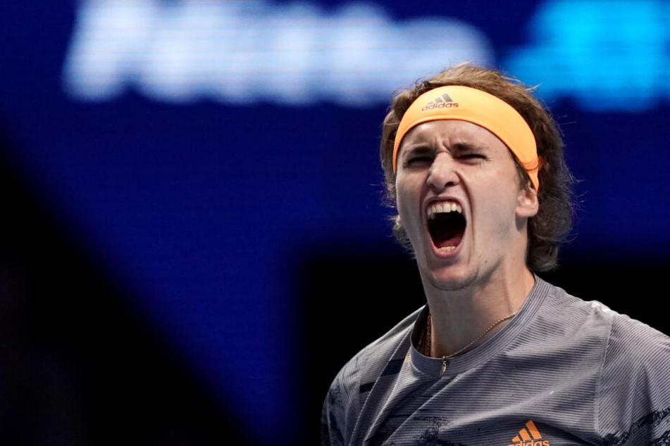 Alexander Zverev ist aktuell die Nummer 7 der Weltrangliste.