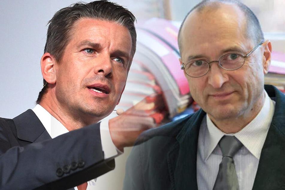 Richter Stephan Zantke zu Gast bei Markus Lanz.