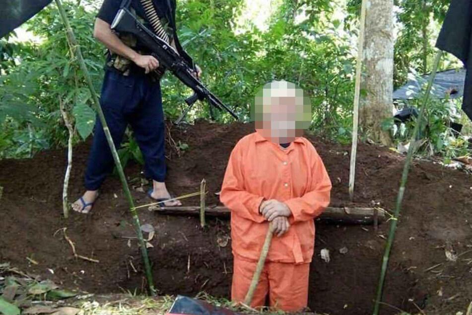 Jürgen K. wurde auf den Philippinen von den Terroristen hingerichtet.