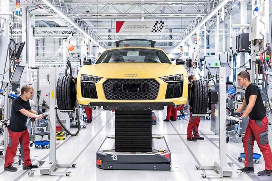 Werden die Autobauer bald durch Maschinen ersetzt?