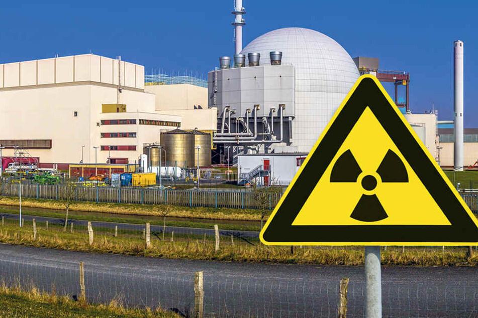 """Kernenergie? """"Ja, bitte!"""", sagt die sächsische AfD. Für die Region Lausitz kann sich die Partei ein nagelneues Atomkraftwerk vorstellen."""