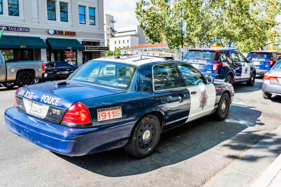 Die Polizei von San José war rasch zur Stelle und verhaftete die Täter (Symbolbild).