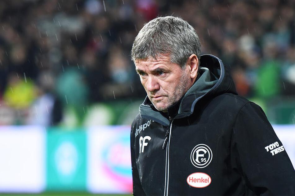 Friedhelm Funkel wird Fortuna Düsseldorf in der kommenden Spielzeit nicht mehr trainieren.