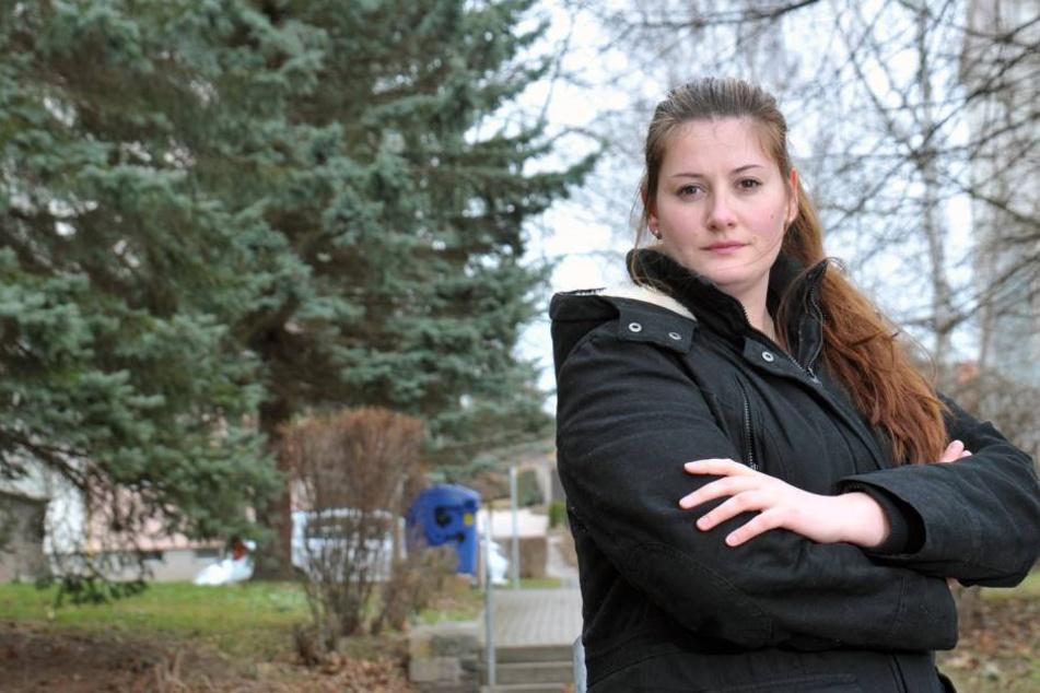 Julia Drechsel suchte wochenlang nach Karli, doch der Dackel ist bis heute verschwunden.