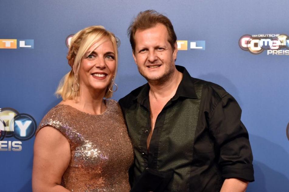 Beim Deutschen Comedypreis im Oktober war Jens Büchner schon krank, verriet aber niemandem was.