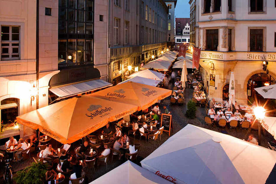 Zählt man die gewerblichen Übernachtungen noch dazu, gab es in der Region Leipzig im vergangenen Jahr insgesamt 4,9 Millionen Übernachtungen.
