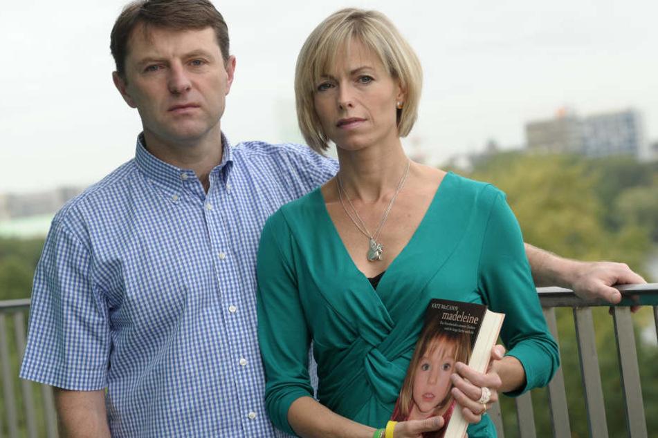 Madeleines Eltern, Kate und Gerry McCann, sollen einen Lügen-Detektor-Test machen.
