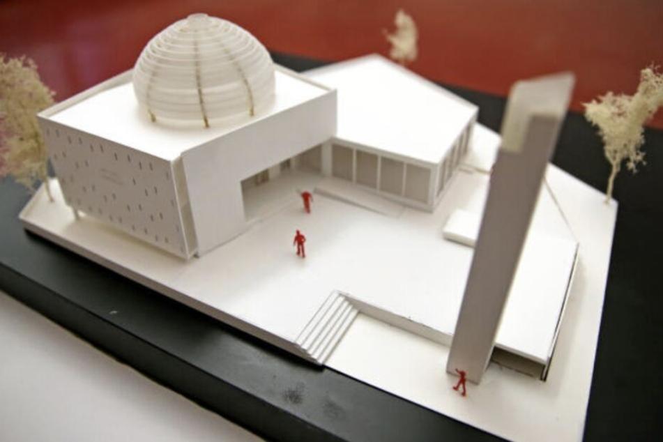Eigentlich sollte der Bau der Moschee bereits Anfang 2020 beginnen.