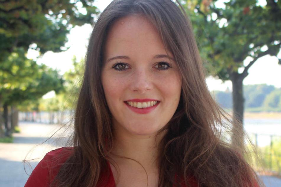 Jessica Rosenthal, neue Juso-Vorsitzende in NRW.
