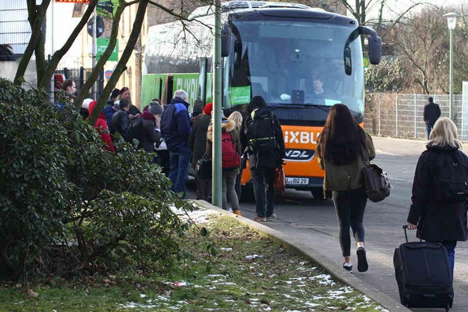 Flixbus sieht trotz Fahrgastrekord Nachteile für Brackwede-Haltestelle