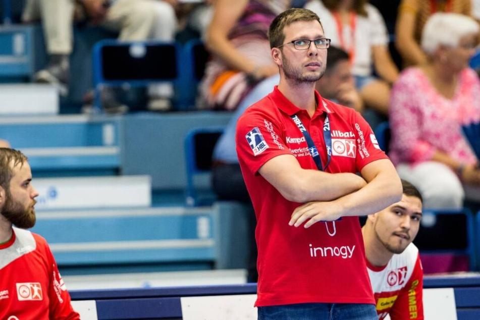 Rückkehrer: Tusem-Trainer Jaron Siewert kehrt aus dem Ruhrpott nach Berlin zurück.