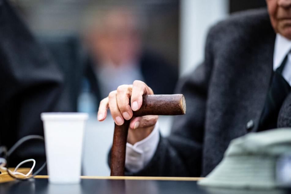 In den vergangenen Jahren gab es mehrere Prozesse gegen ehemalige KZ-Wachmänner.