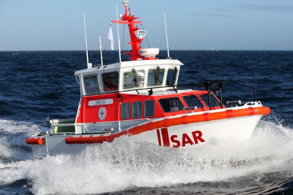Die Seenotrettung suchte nach dem Vermissten in der Ostsee. (Symbolbild)