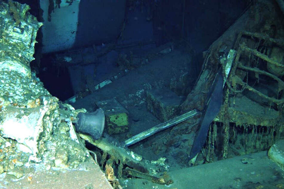 Sensationsfund in 5500 Metern Tiefe: Versunkenes Kriegsschiff entdeckt