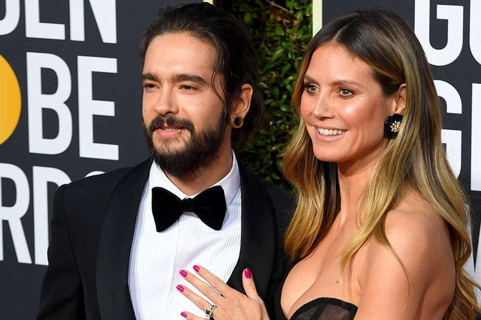 Verliebt, verlobt, verheiratet: Heidi und Tom wollen sich das Ja-Wort geben.