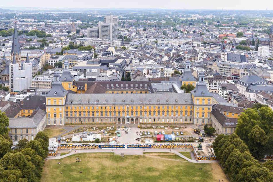 Die Uni Bonn erhielt die glorreiche Auszeichnung und die damit verbundenen Fördergelder.