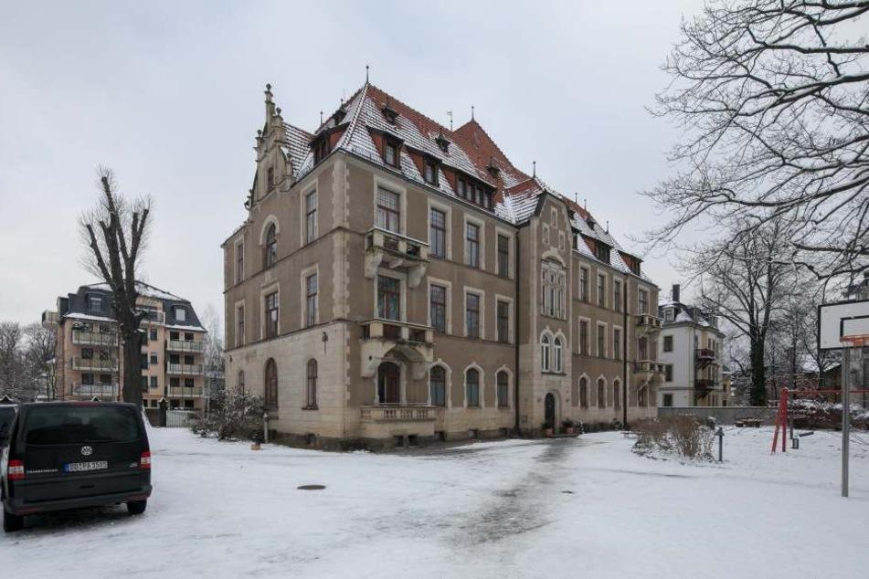 Das Alumnat des Dresdner Kreuzchores