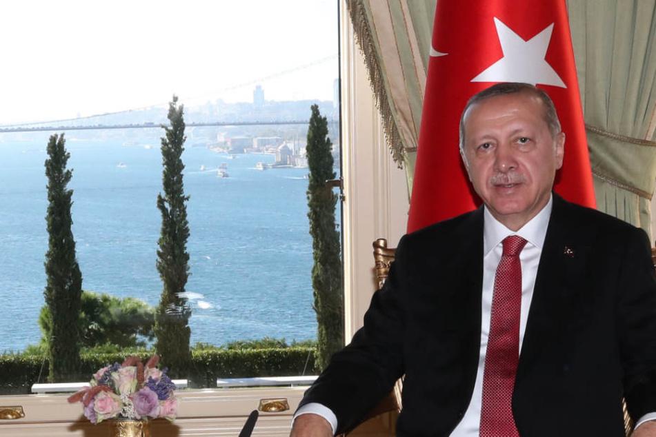 Erdogan fordert Respekt für Urteil gegen Patrick K. aus Gießen