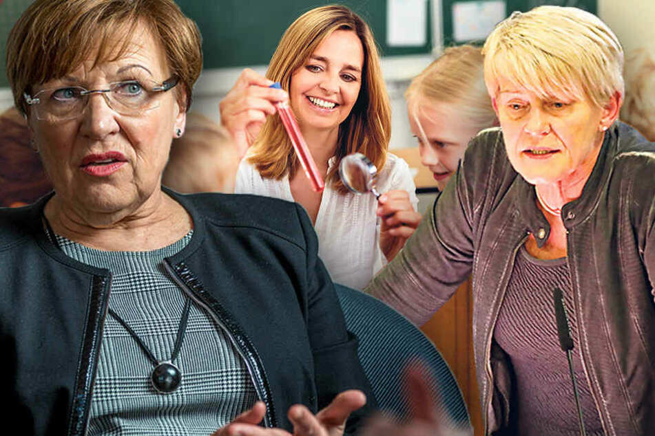 Soviel blecht der Freistaat, um Lehrer nach Sachsen zu locken