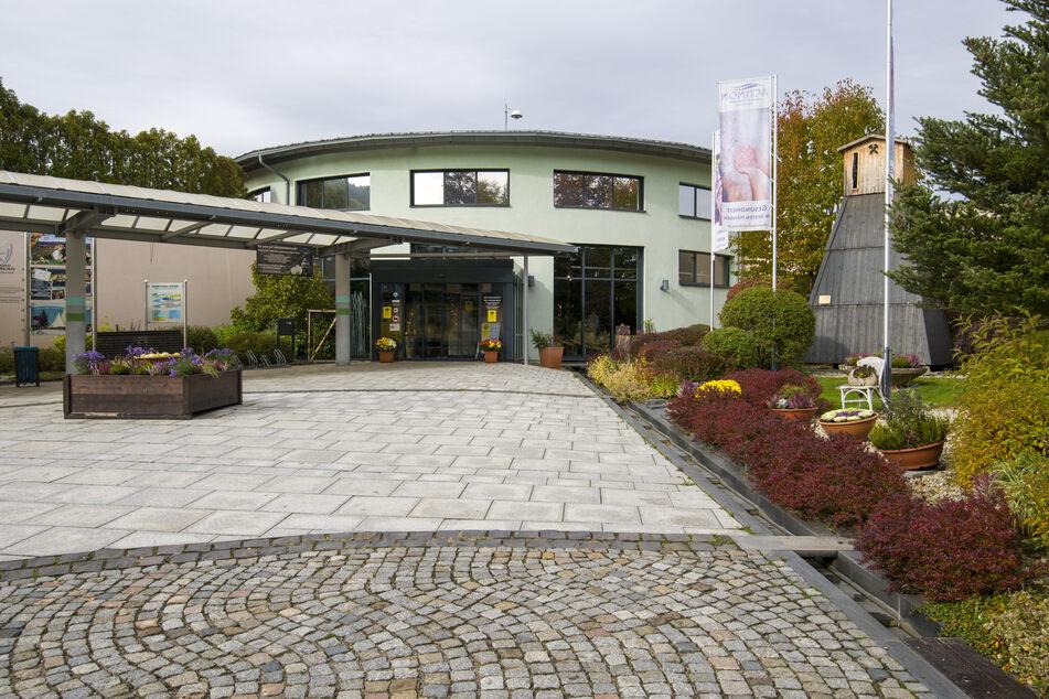 Das Gesundheitsbad in Aue-Bad Schlema wird in den nächsten sechs Jahren umfangreich modernisiert und erweitert.