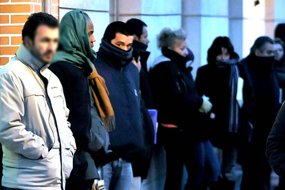 "Job-Berater in Angst: ""Migranten immer aggressiver"""
