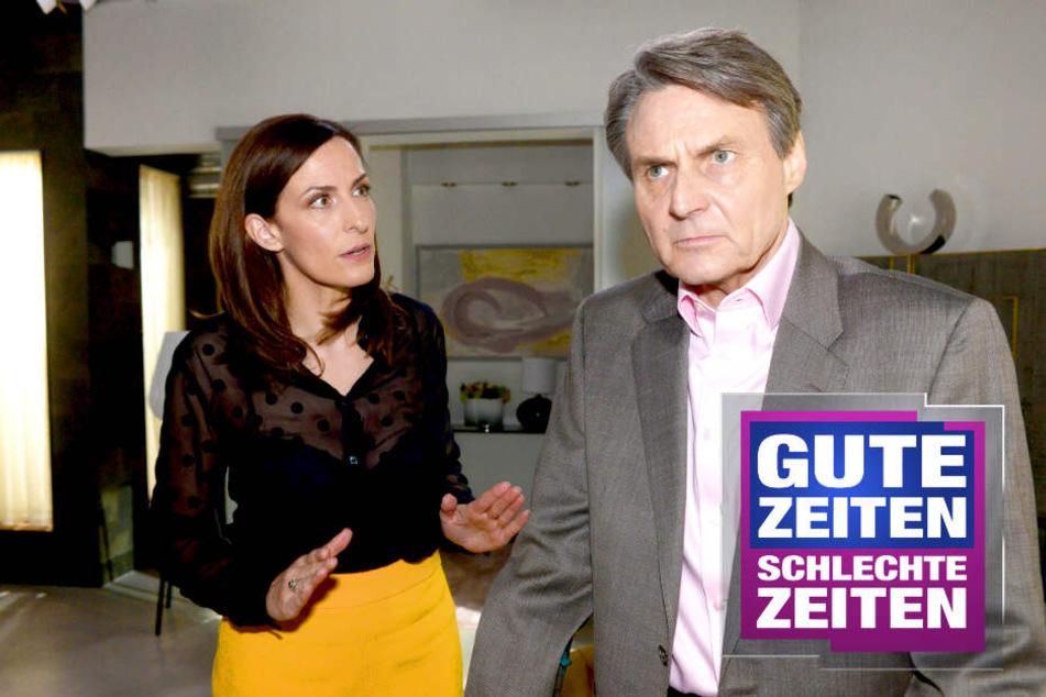 Üble Intrige bei GZSZ: Geht Katrin für ihre Rache über Leichen?