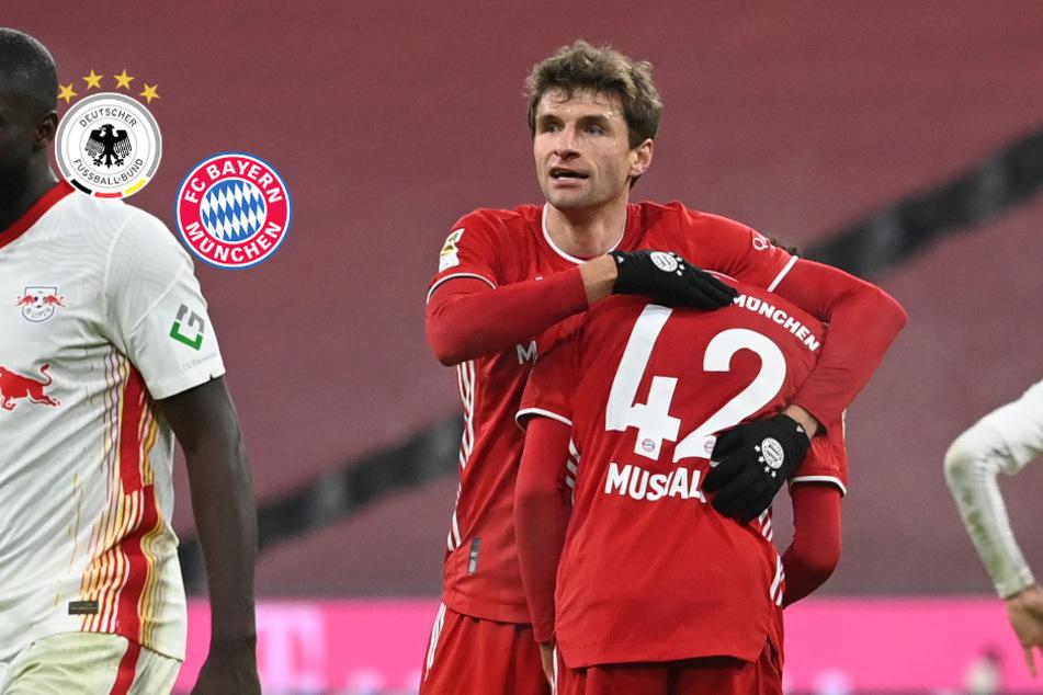 Musiala und Müller gemeinsam zur EM? Youngster lässt aufhorchen