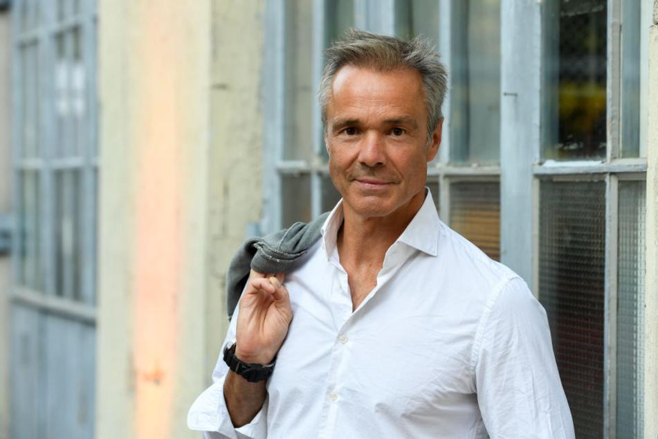Schauspieler Hannes Jaenicke wird am 29. November mit dem Hans-Carl-von-Carlowitz-Nachhaltigkeitspreis ausgezeichnet.