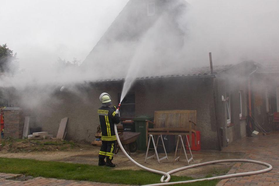 20.000 Euro Schaden entstanden bei dem Brand.
